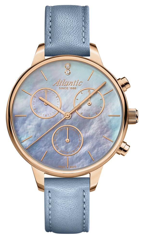 16c96d2f62c9d7 Atlantic 29430.44.57 zegarek damski - Sklep ZEGAREK.NET