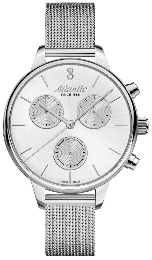 683be45f66c925 Atlantic 29435.41.21 zegarek damski - Sklep ZEGAREK.NET