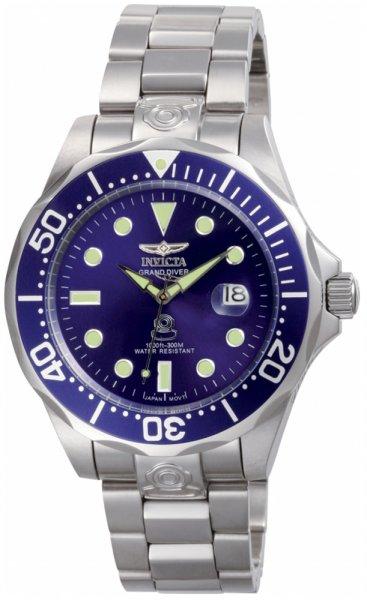 Zegarek Invicta 3045 - duże 1