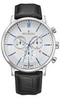 Zegarek męski Delbana ascot 41601.666.6.061 - duże 1