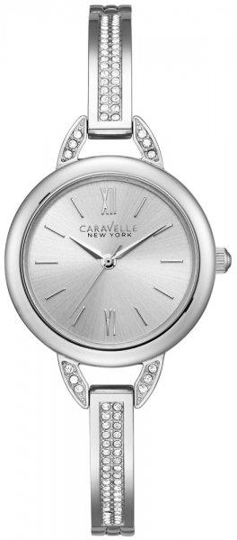 Zegarek Caravelle 43L200 - duże 1