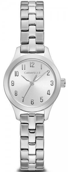 Zegarek Caravelle 43L209 - duże 1