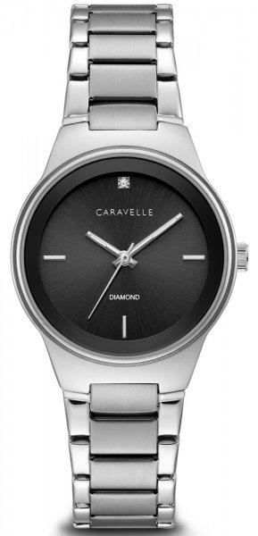 Zegarek Caravelle 43P110 - duże 1