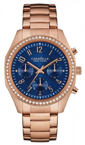 44L196 - zegarek damski - duże 3