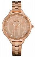 Zegarek damski Caravelle bransoleta 44L207 - duże 1