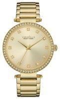 Zegarek damski Caravelle bransoleta 44L209 - duże 1