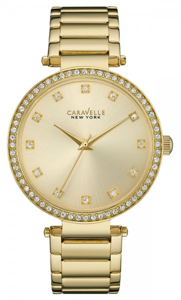 Zegarek Caravelle 44L209 - duże 1