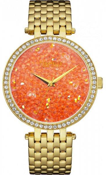 Zegarek Caravelle 44L229 - duże 1