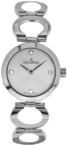 Zegarek damski Grovana Bransoleta 4542.1132 - zdjęcie 1