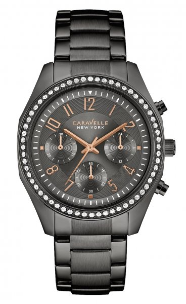45L161 - zegarek damski - duże 3