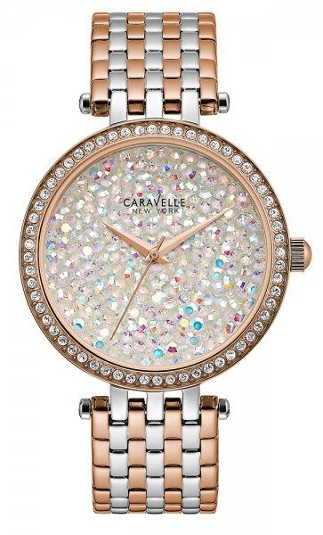 Zegarek Caravelle 45L166 - duże 1
