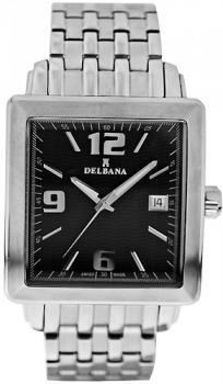 zegarek  Delbana 467.502BLK