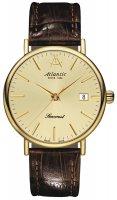 Zegarek męski Atlantic seacrest 50351.45.31 - duże 1