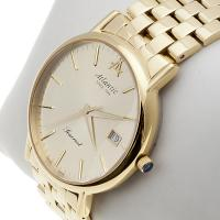 Zegarek męski Atlantic seacrest 50356.45.31 - duże 2