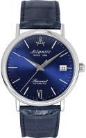 Zegarek męski Atlantic seacrest 50742.41.51 - duże 1