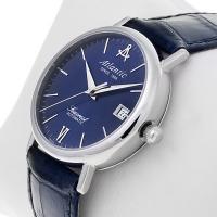Zegarek męski Atlantic seacrest 50742.41.51 - duże 2