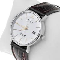 Zegarek męski Atlantic seacrest 50743.43.21 - duże 2