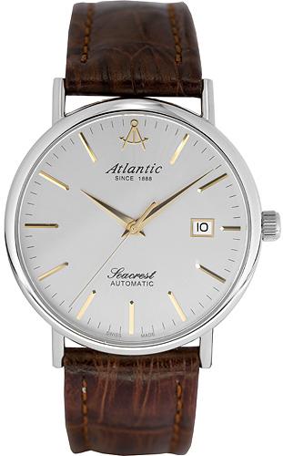 Zegarek męski Atlantic seacrest 50743.43.21 - duże 1