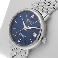Zegarek męski Atlantic seacrest 50747.41.51 - duże 2