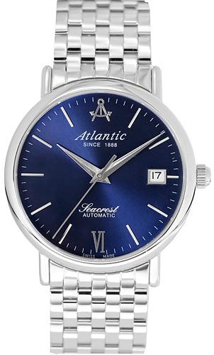 Zegarek męski Atlantic seacrest 50747.41.51 - duże 1