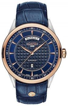 zegarek męski Roamer 508293.49.45.05