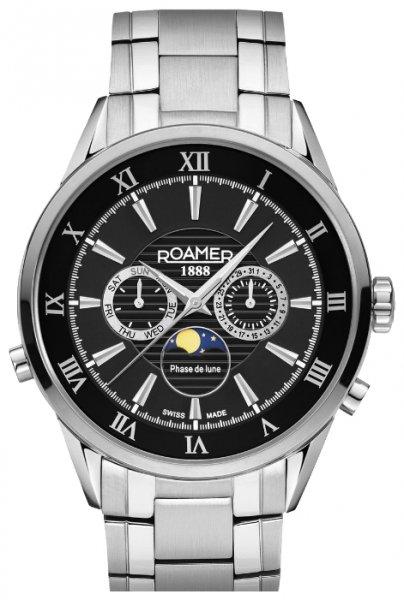Zegarek Roamer 508821 41 53 50 - duże 1