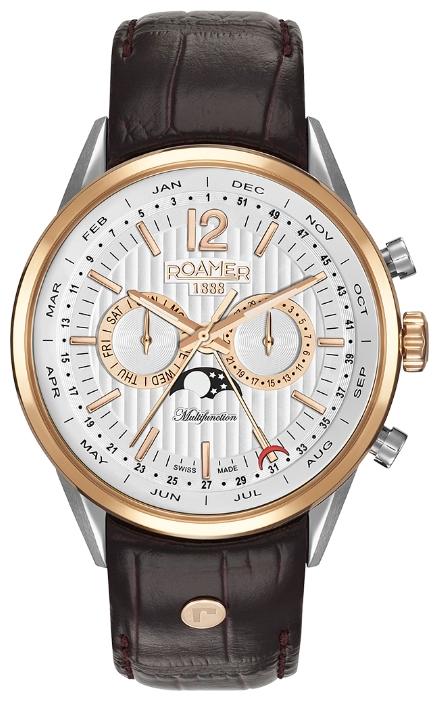 Zegarek Roamer 508822 49 14 05 - duże 1
