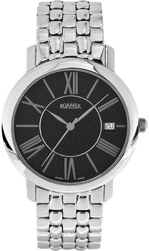 Zegarek męski Roamer mercury 510933 41 53 50 - duże 1