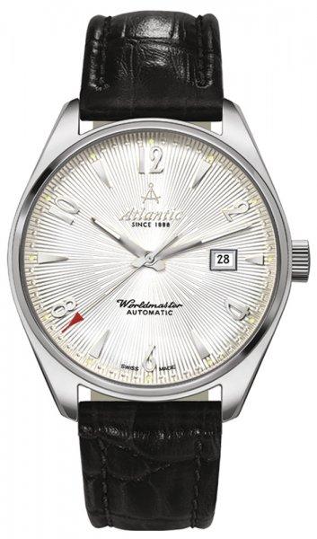 Zegarek Atlantic 51752.41.25S - duże 1