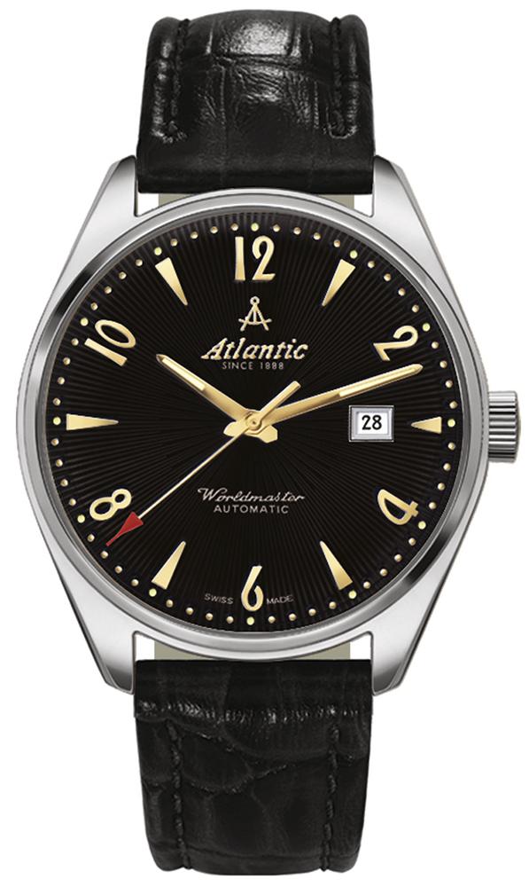 Atlantic 51752.41.65G Worldmaster Worldmaster Automatic