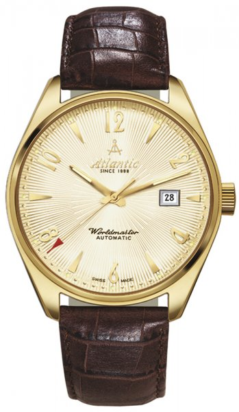 Zegarek Atlantic 51752.45.35G - duże 1