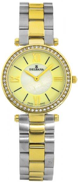 Zegarek Delbana 52711.589.1.526 - duże 1