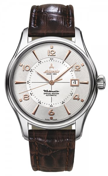 Zegarek Atlantic 52752.41.25R - duże 1