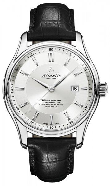 Atlantic 52758.41.21S Seria Limitowana Worldmaster 1888 Lusso Limited Edition