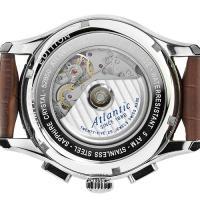 Zegarek męski Atlantic seria limitowana 52850.41.21R - duże 2