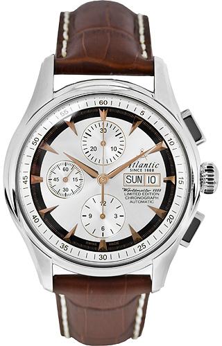Zegarek Atlantic 52850.41.21R - duże 1