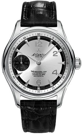 Zegarek Atlantic 52950.41.25S - duże 1