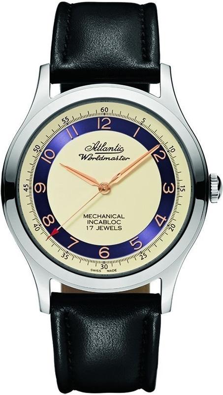 Zegarek Atlantic 53653.41.93R - duże 1
