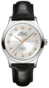 zegarek Worldmaster The Original Mechanical Incabloc Atlantic 53654.41.25R
