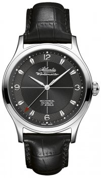 zegarek Worldmaster The Original Mechanical Incabloc Atlantic 53654.41.65S