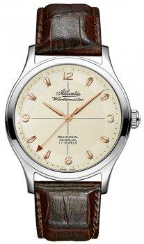 zegarek Worldmaster The Original Mechanical Incabloc Atlantic 53654.41.95R