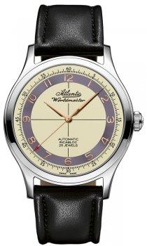 zegarek Worldmaster The Original Automatic Incabloc  Atlantic 53754.41.93RB