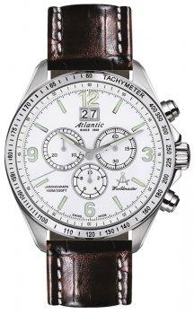 zegarek Worldmaster Chronograph Atlantic 55460.42.26