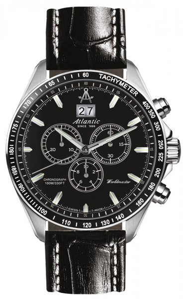 Zegarek Atlantic 55460.47.62 - duże 1