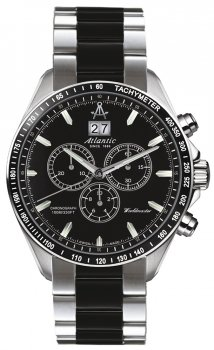 zegarek Worldmaster Chronograph Atlantic 55466.47.62