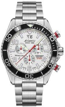 zegarek Worldmaster Diver Atlantic 55475.47.25S