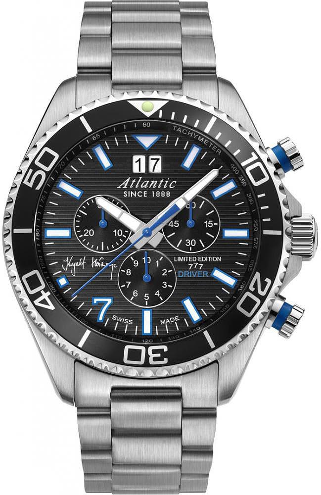 Atlantic 55475.47.65BP Worldmaster Worldmaster Driver 777 Krzysztof Hołowczyc Limited Edition