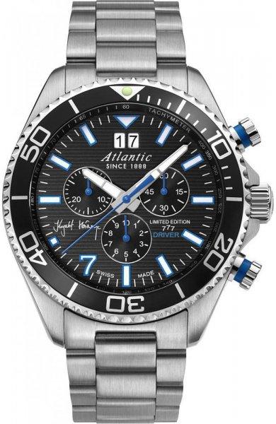 Zegarek Atlantic 55475.47.65BP - duże 1