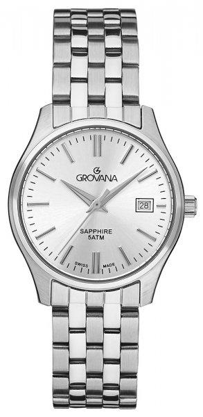 Zegarek damski Grovana bransoleta 5568.1132 - duże 1