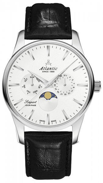 Zegarek Atlantic 56550.41.21 - duże 1